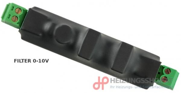 Filter gegen Störsignale 0-10V