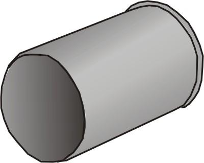 Stützhülse 18x17mm
