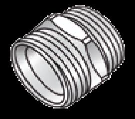 KeKelit Kelox Kupplungsnippel KM310E