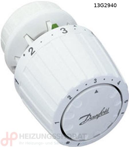 Danfoss Thermostatkopf Schnapp 13G2940