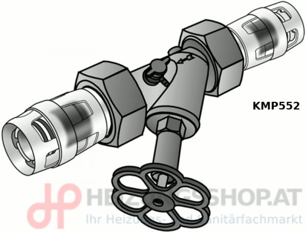 KELOX-PROtec Schrägsitzventil