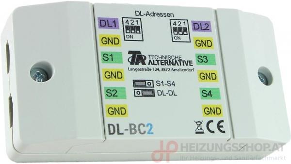 DL Buskoppler / Sensorerweiterung