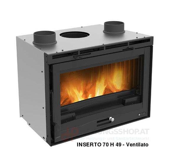 Inserto 70 H49 Ventilato