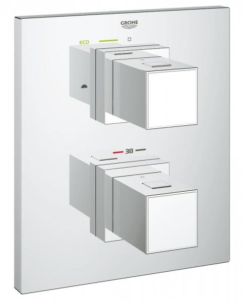 Grohtherm Cube Thermostat für Wanne oder Dusche 19958