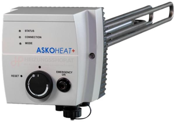 Elektro Einschraubheizung DN40 für PV AskoHeat+