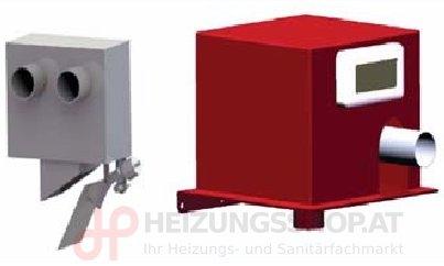 Pellet Saugsystem Mini 1600W bis 20 Meter