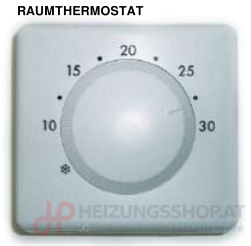 2-Draht Raumthermostat 230V