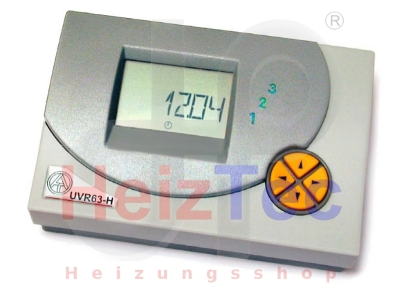 UVR63-H Einfache Heizkreisregelung