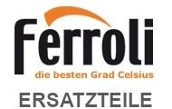 Ferroli Flammrohr für P7 Brenner