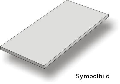 Modul-Platte Fermacell Classic als Ausgleich