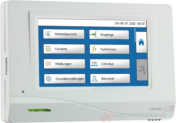 CAN-Monitor MTx2, weiß