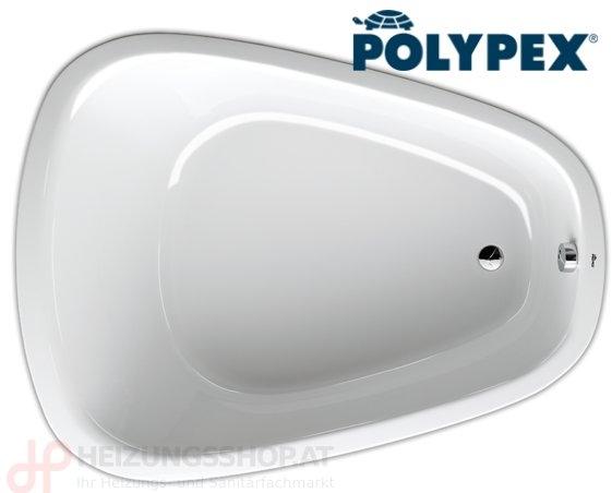 Polypex Ovalwanne Insieme