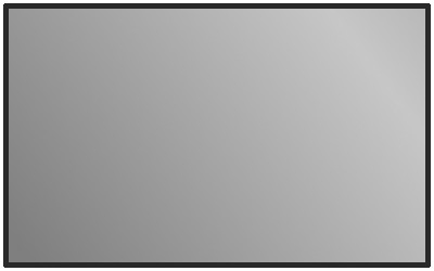 Glasplatte, Rechteck