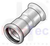 C Stahl PressKupplung