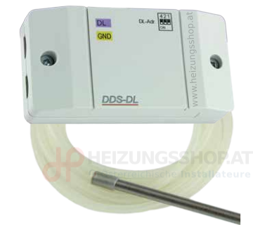Differenzdrucksensor für DL-Bus