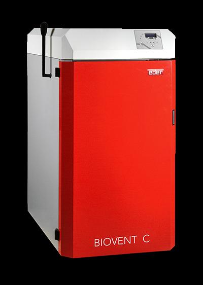 Eder BioventC - Holzvergaser