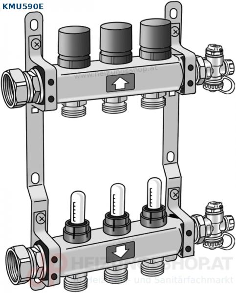 Kelox Ultrax FB Verteiler - Fußbodenheizung