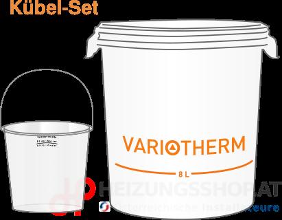 Variotherm Kübel-Set