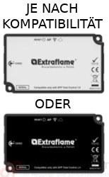 Extraflame Remote-Modul WiFi zur Fernsteuerung