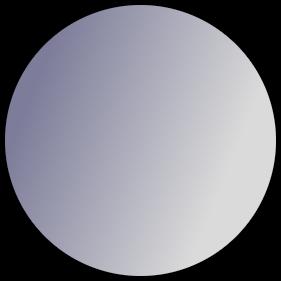 Glasplatte, Kreis
