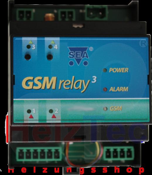 GSM Relay R3 für Schaltschrank
