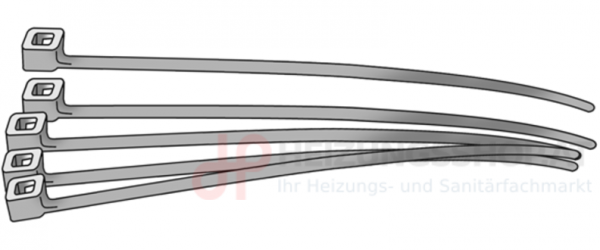 Ultra PE-RT Rohrbinder