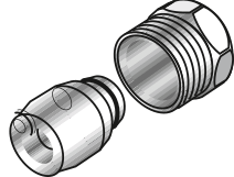 KeKelit Kelox Anschlussgarnitur KM210