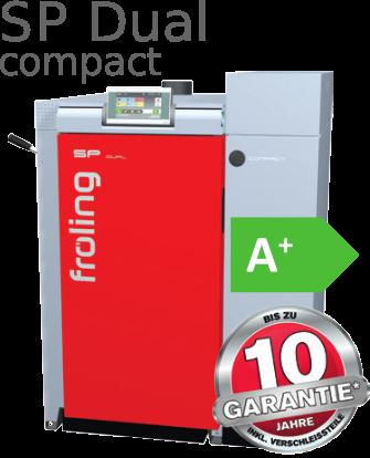 Fröling SP Dual compact