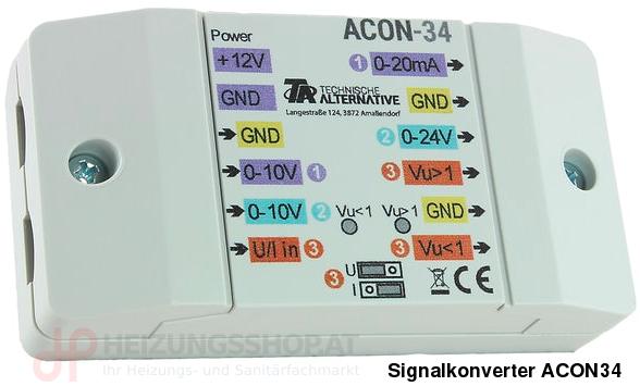 Analog Signalkonverter