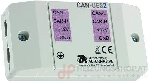 Überspannungsschutz für CAN-Bus UES2