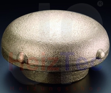 Entlüftungshaube (Schwermodell) Metall