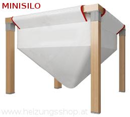 JP Minisilo für Pellets