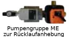 Fröling Pumpengruppe ME 30 zur Rücklaufanhebung