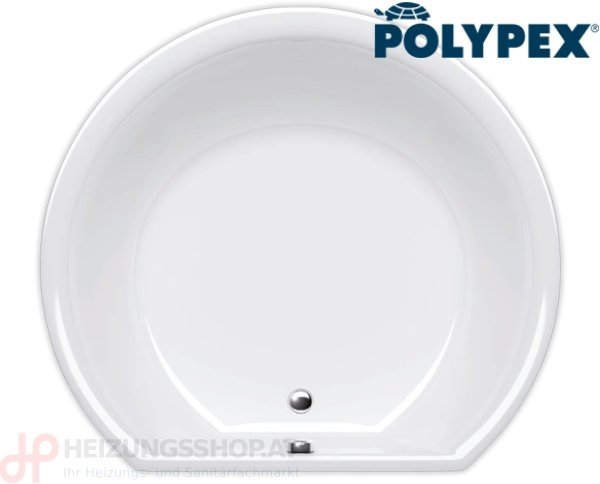 Polypex Ovalwanne Callas