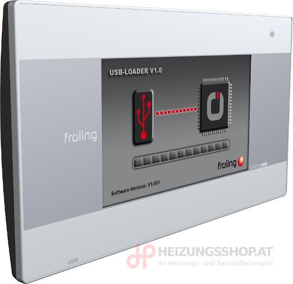 Bediengerät RBG 3200 mit Touch-Display