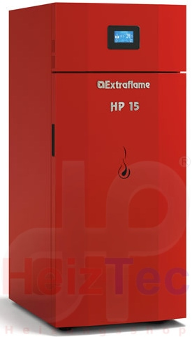 Pelletheizung HP15, EXTRAFLAME