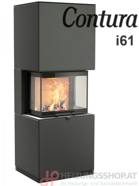 Contura Kaminofen 6-10kW, i61-Serie